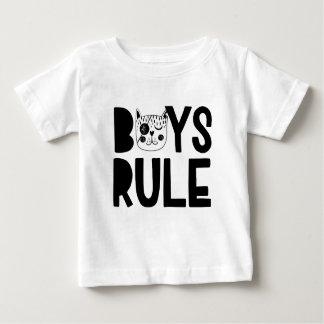 T-shirt de la règle des garçons