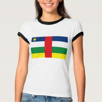 T-shirt de la république centrafricaine