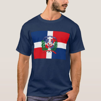 T-shirt de la République Dominicaine