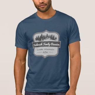 T-shirt de la Réunion de famille de _Yurkovich
