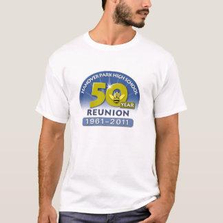T-shirt de la Réunion de HPHS cinquantième
