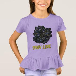 """T-shirt de la ruche des filles """"montrez amour"""""""
