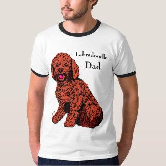 T-shirt de la sonnerie des hommes de papa de