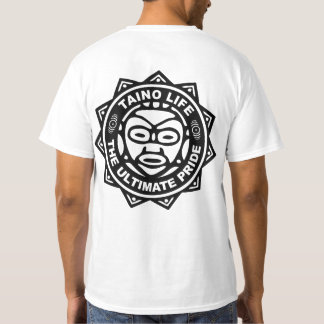 T-shirt de la vie de Taino
