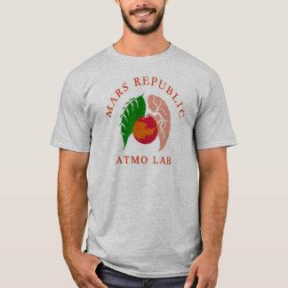 T-shirt de laboratoire d'Atmo de République de