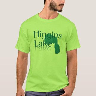 T-shirt de lac Higgins des hommes