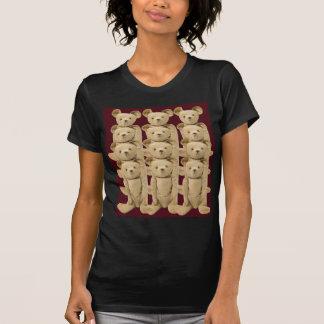 T-shirt de l'adolescence de nounours