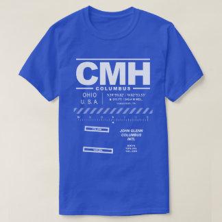 T-shirt de l'aéroport international CMH de John