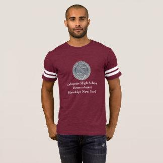 T-shirt de Lafayette HS Brooklyn NY