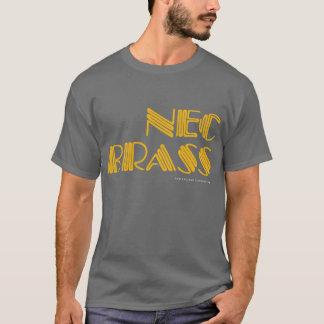 T-shirt de laiton de NEC