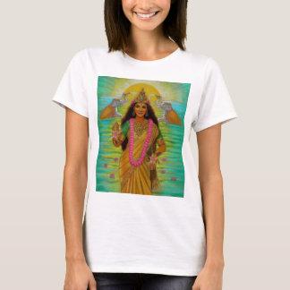 T-shirt de Lakshmi de déesse