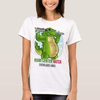 T-shirt de l'alligator des femmes