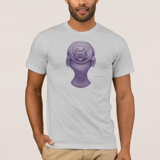 T-shirt de lamantin (prime - argent)