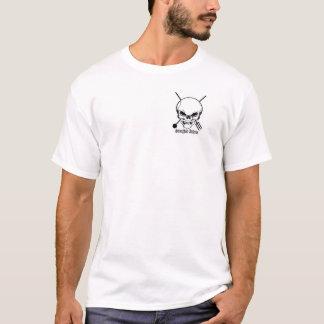 T-shirt de lancée de tronc