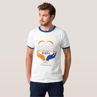 T-shirt de l'anneau des hommes de DSP Weel