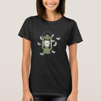 T-shirt de lanterne de mite