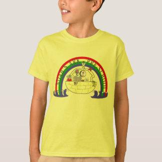 T-shirt de l'arche de Noé
