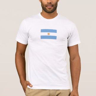 T-shirt de l'Argentine