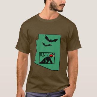 T-shirt de l'Arizona Caver