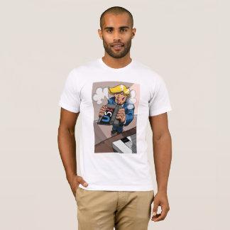 T-shirt de l'atout NES !