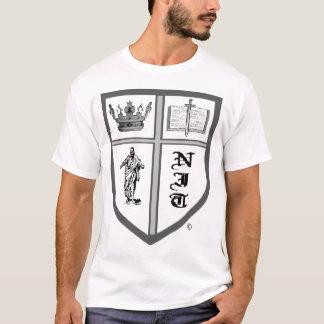 T-shirt de lente-sheild-logo