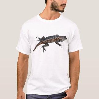 T-shirt de lézard de barrière orientale