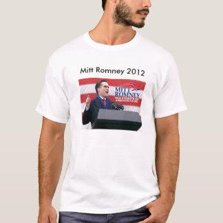 T-shirt de libéral de Romney 2012/Anti