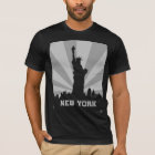 T-shirt de liberté de New York