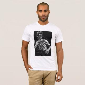 T-shirt de lie