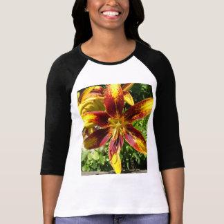 T-shirt de Lilly de tigre