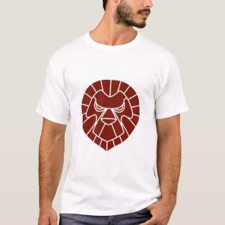 T-shirt de lion de karma de Jackie