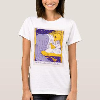 T-shirt de lion et d'agneau