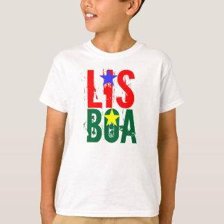 T-shirt de LISBONNE (LISBONNE) Tagless