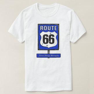 T-shirt de l'itinéraire 66