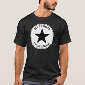 T-shirt de Livermore la Californie