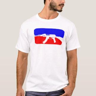 T-SHIRT DE LOGO D'AK 47