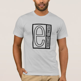 T-shirt de logo de globe oculaire !