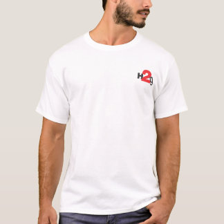 T-shirt de logo de Held2gether