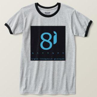 T-shirt de logo de huit Immortals