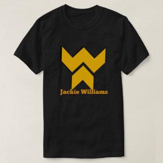 T-shirt de logo de Jackie Williams
