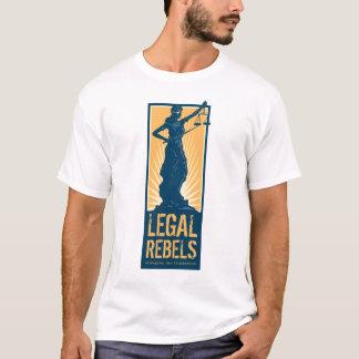 T-shirt de logo de la LR