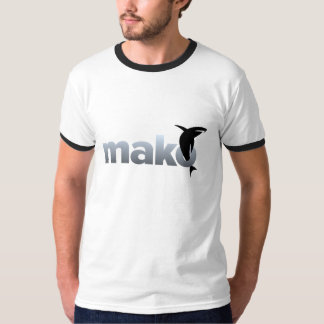 T-shirt de logo de Mako
