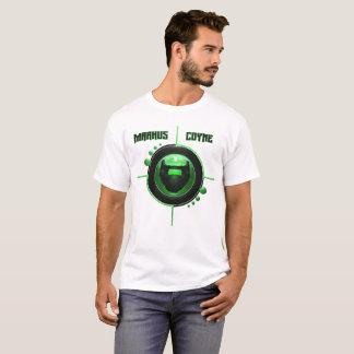 T-shirt de logo de Markus Coyne