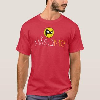 T-shirt de logo de MasqMe des hommes