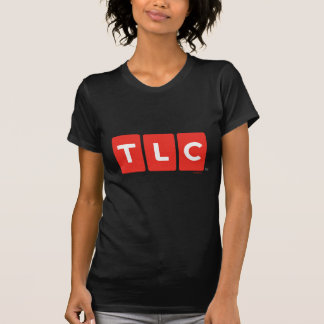 T-shirt de logo de réseau de chromatographie sur