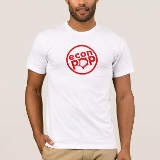 T-shirt de logo d'EconPop