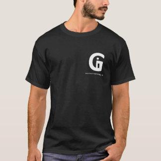 T-shirt de logo d'iG