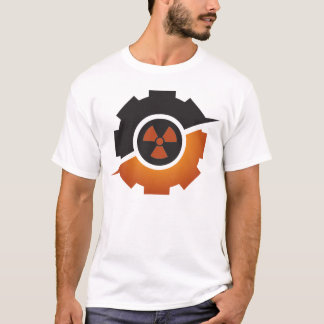 T-shirt de logo d'industries de Dighsx