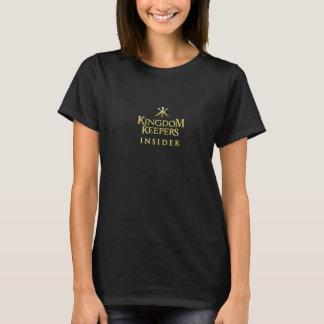 T-shirt de logo d'initié de gardiens de royaume