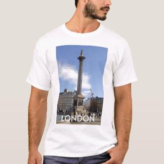 T-shirt de Londres de la colonne du Nelson